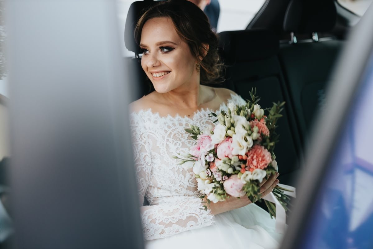 Ślub w Bazylice Wniebowzięcia NMP w Zduńskiej Woli
