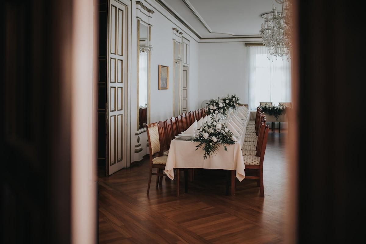 Pałac w Małkowie - Ślub iWesele Natalii i Jakuba